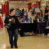Oakwood Mall shoppers search for bargains during Black Friday sales. (Staff Photo by BONNIE VCULEK)