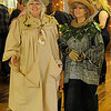 Patty Herrington and Sarah Jones (from left) portray Professor Pomona Sprout during Phoenix Quest at Leonardo's Children's Museum and Adventure Quest Saturday, Nov. 23, 2013. (Staff Photo by BONNIE VCULEK)