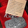 Christmas ornament designed by Harold Holden being sold by RSVP. (Staff Photo by BILLY HEFTON)
