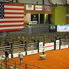 PBR Bull Riding preparations at the Enid Event Center (Staff Photo by BONNIE VCULEK)