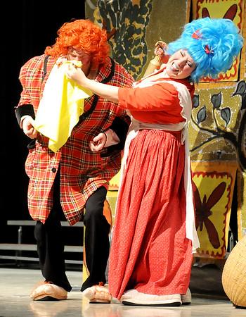 Tulsa Opera's Jack and the Beanstalk (Staff Photo by BONNIE VCULEK)