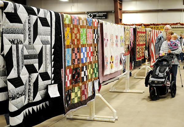 37th annual Oklahoma Mennonite Relief Sale (Staff Photo by BONNIE VCULEK)