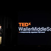Gabi Nelson and Maddux Mayberry welcomes the audience to the Tedx event at Waller Middle School Saturday November 18, 2016 at Waller Middle School. (Billy Hefton / Enid News & Eagle)