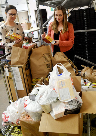 St. Mary's Volunteer Donations