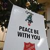 Salvation Army Angel Tree store inside Oakwood Mall Tuesday, November 17, 2020. (Billy Hefton / Enid News & Eagle)