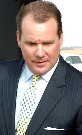 Oklahoma Lt. Gov. Todd Lamb (Staff Photo by BONNIE VCULEK)