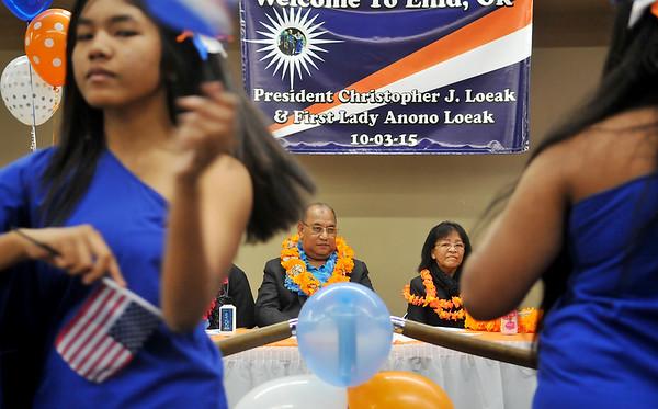 Marshallese President