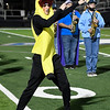 A member of the Enid High School Show Choir dances during halftime of the Enid v Santa Fe football game Friday October 30, 2020 at D. Bruce Selby Stadium. (Billy Hefton / Enid News & Eagle)