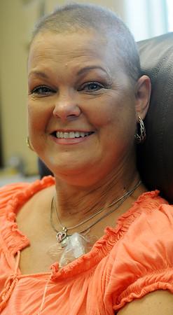 Susanne Lee, cancer survivor (Staff Photo by BONNIE VCULEK)