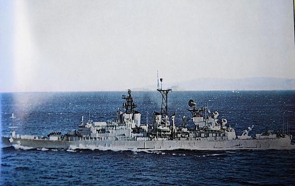 USS Oklahoma City. (Photo Provided)