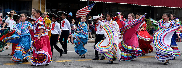 Cherokee Strip Parade