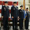 Change of Command (Staff Photo by BONNIE VCULEK)