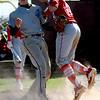 Chisholm vs Cimarron Baseball