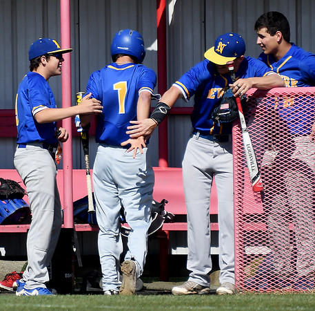 Chisholm Newkirk District Baseball