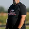 DCLA head football coach, Mike Thompson (Staff Photo by BONNIE VCULEK)