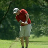 David Turner hits his No. 18 approach shot and rolls the ball into the cup giving him a 77 in Championship Flight at the Wheat Capital Golf Tournament at Meadowlake Golf Course Saturday, August 02, 2014. (Staff Photo by BONNIE VCULEK)