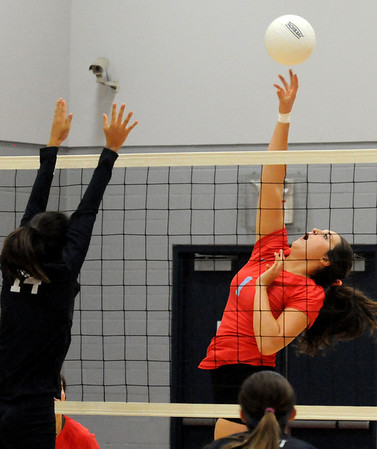 Chisholm Volleyball