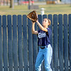 Enid Pacers' right fielder, Shannon Mueller (Staff Photo by BONNIE VCULEK)