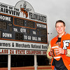 Fairview's Grant Nightengale, Enid News & Eagle's player of the year. (Staff Photo by BILLY HEFTON)