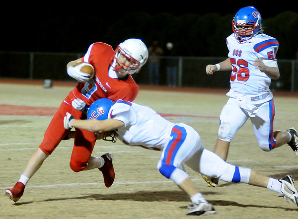 Chisholm's Connor Pasby (Staff Photo by BONNIE VCULEK)