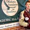 Nicholas Denker, Academic All-State from Pioneer High School. (Staff Photo by BILLY HEFTON)