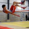 Indoor Track Lonnie Leighton