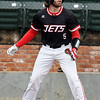 NOC Enid's Seth Graves bats against Northeast Nebraska Saturday February 2, 2019 at David Allen Memorial Ballpark. (Billy Hefton / Enid News & Eagle)