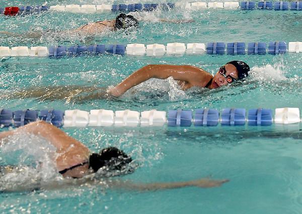EHS Swimming