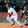 NOC Enid's Connor Thaxton bats against Hutchinson Saturday, February 8, 2020 at David Allen Memorial Ballpark. (Billy Hefton / Enid News & Eagle)