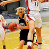 Cherokee Strip Conference Tournament January 24, 2013. (Staff Photo by BILLY HEFTON)