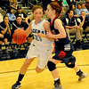 Enid Pacers' Shelley Mueller (Staff Photo by BONNIE VCULEK)