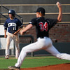Enid Minors' Hunter Childs (Staff Photo by BONNIE VCULEK)