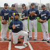 Enid High School Baseball Seniors for 2014 (Staff Photo by BONNIE VCULEK)