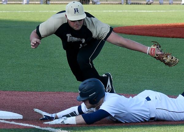 Plainsmen vs Broken Arrow Baseball