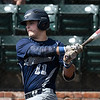 Enid's Kros Bay bats against Edmond North April 8, 2017. (Billy Hefton / Enid News & Eagle)