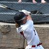 NOC Enid's Dylan Caplinger hits a home run against Western CC Thursday May 3, 2018. (Billy Hefton / Enid News & Eagle)