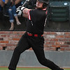 NOC Enid's Wesley O'Neill drives in a run against Murray State during the Region 2 tournament Saturday May 12, 2018 at David Allen Memorial Ballpark. (Billy Hefton / Enid News & Eagle)