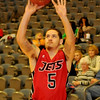 NOC Enid Jets' Daryck Jones (Staff Photo by BONNIE VCULEK)