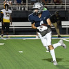 Enid's Brock Slater gets loose for a long touchdown late in the 4th quarter against MacArthur Friday, September 17, 2021 at D. Bruce Selby Stadium. (Billy Hefton / Enid News & Eagle)