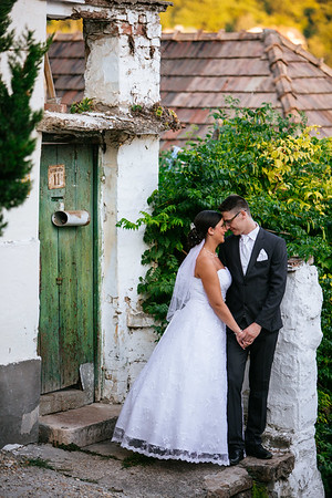Enikő és Dani esküvője