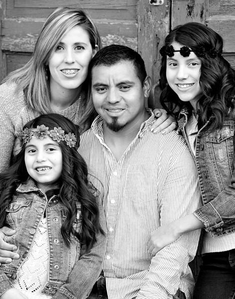 11x14 family bw