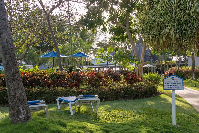 2015-01 Barbados Trip_0246 The Hotel Courtyard