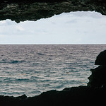 2015-01 Barbados Trip_0268 The Ocean from the Animal Flower Cave