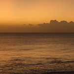 2015-01 Barbados Trip_0225 Sunset from our Room Veranda