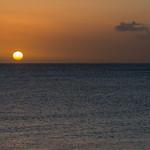 2015-01 Barbados Trip_0202 Sunset from our Room Veranda