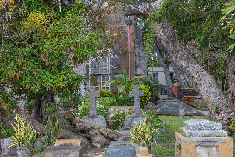 2015-01 Barbados Trip_0341 The Cemetery at St Johns Church