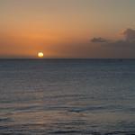 2015-01 Barbados Trip_0203 Sunset from our Room Veranda