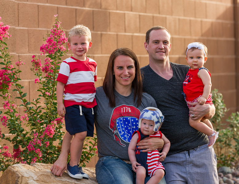 2015-07-04 Jeff, Hillary & Family in Red, White & Bl;ue_0001