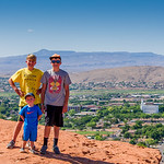 2015-07-17 Malik, Rhys & Walker in Pioneer Park_0100