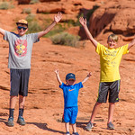 2015-07-17 Malik, Rhys & Walker in Pioneer Park_0038